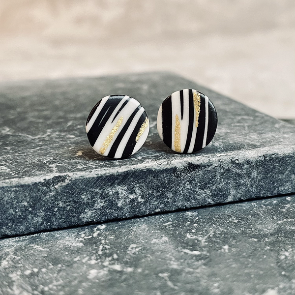 Udea Porcelain Earrings