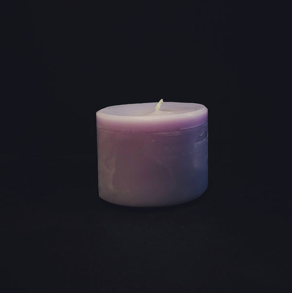 Pastel Candle