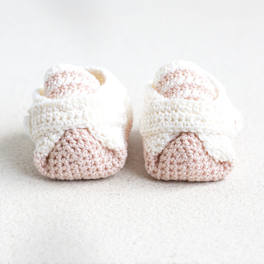 My Little Sailor Baby Shoes