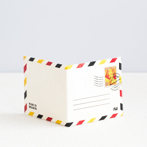 Belgian Mail Wallet