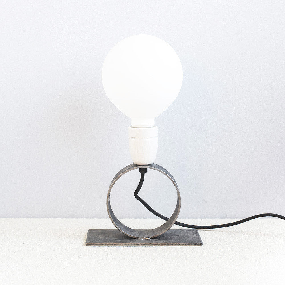 Metal Lamp Huit
