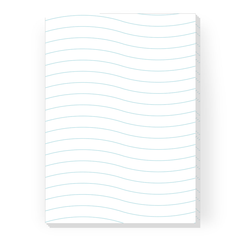 Waves Sketchbook