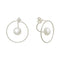 Calliope Silver Earrings