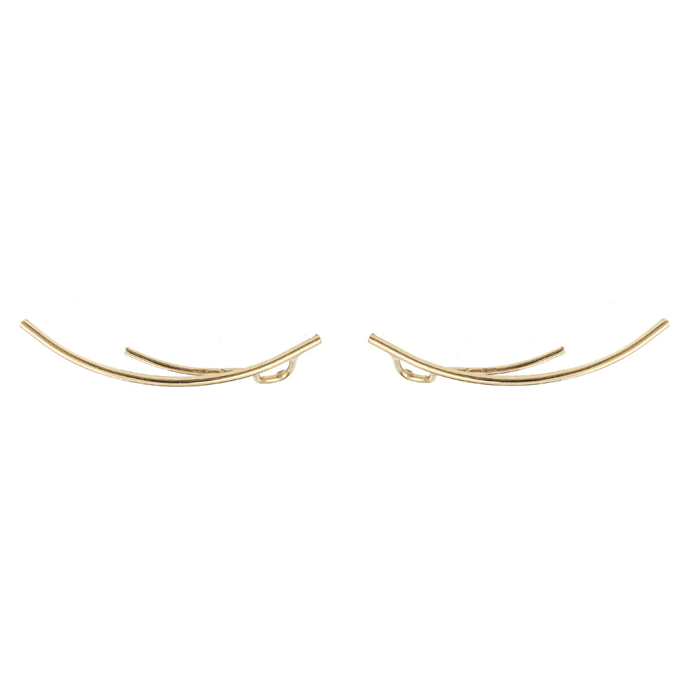 Milla Goldplated Earrings
