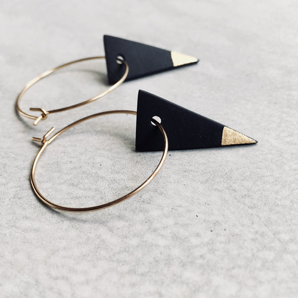Xestia Porcelain Earrings