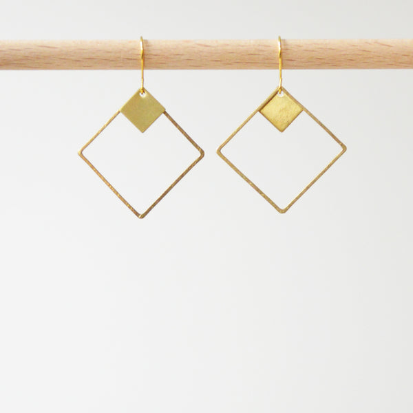 Losange Earrings