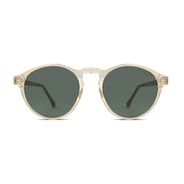 Devon Metal Prosecco Sunglasses