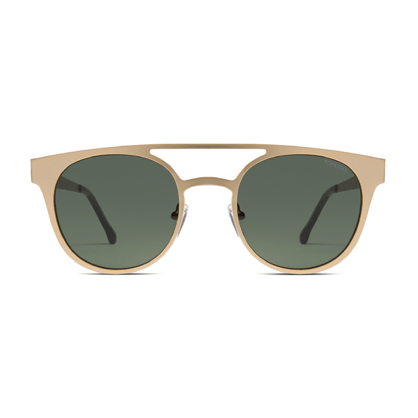 Finley White Gold Sunglasses