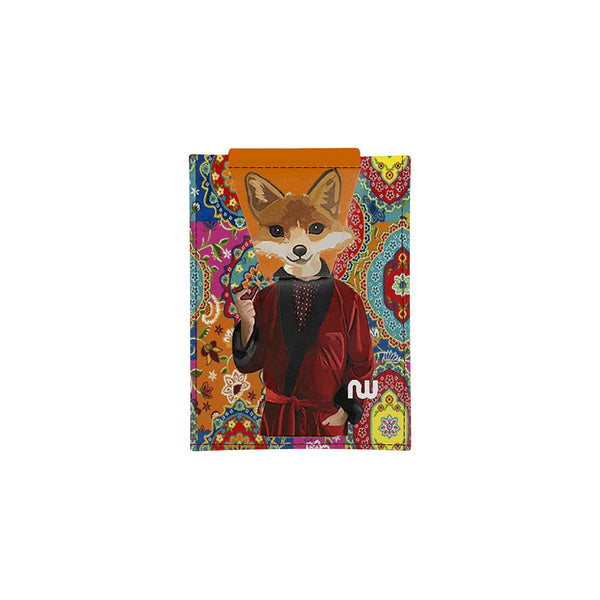 Fox Card Holder