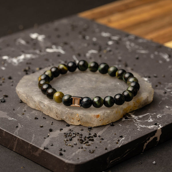 Gem Evergreen Stones Bracelet