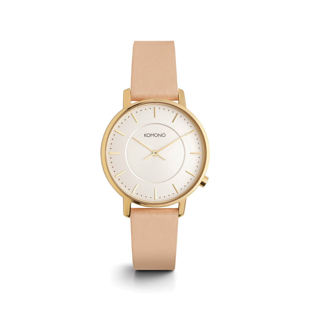 The Harlow Pastel Cinnamon Watch