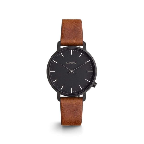The Harlow Cognac Watch