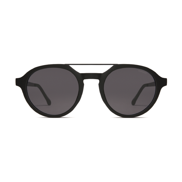Harper Metal Black Sunglasses