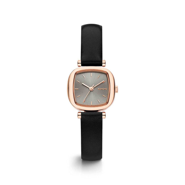 Moneypenny Black Rose Watch