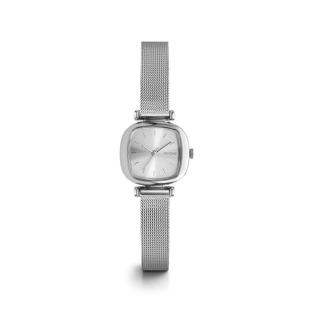 Moneypenny Royale Silver Watch