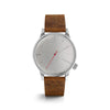 Winston Walnut Watch