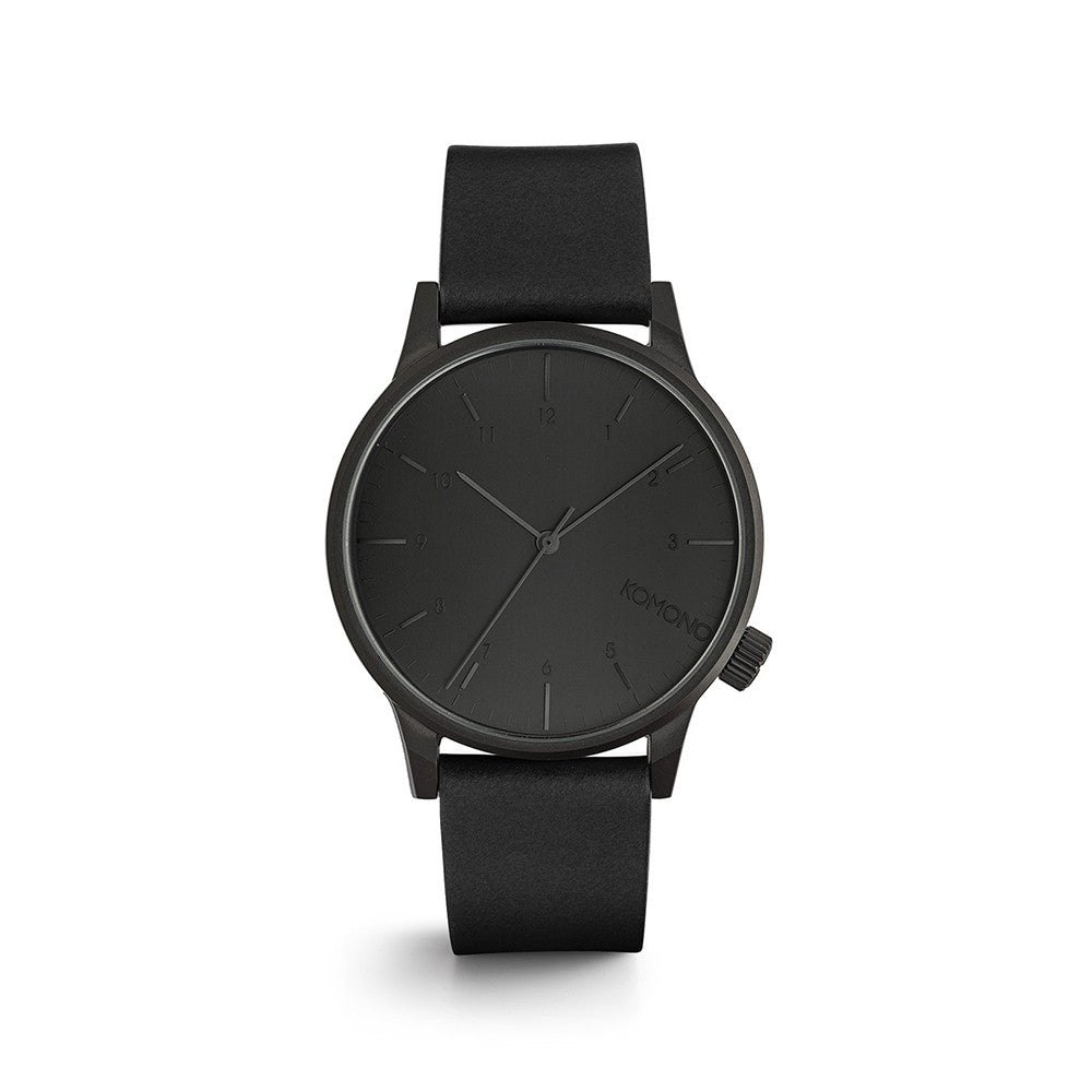 Winston Regal All Black Watch