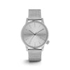 Winston Royale Silver Watch