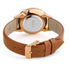 Estelle Cognac Watch