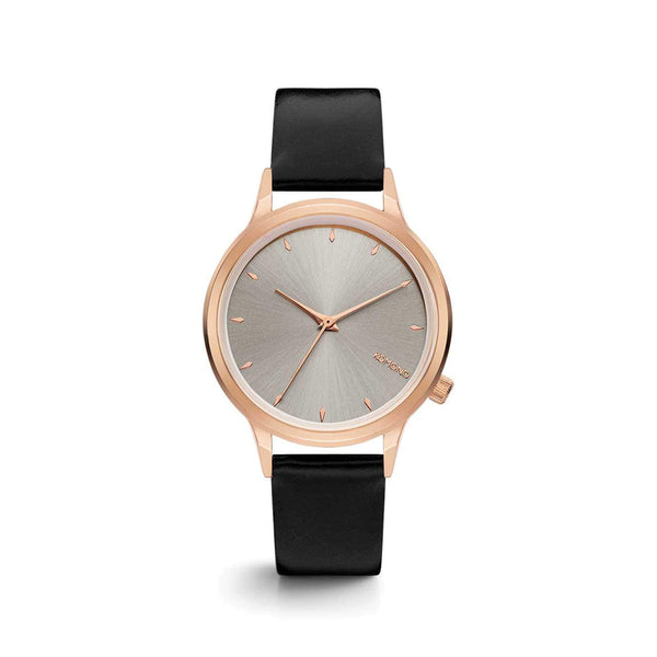 Lexi Black Rose Watch