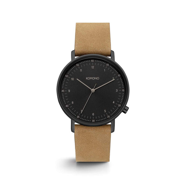 The Lewis Cobblestone Watch