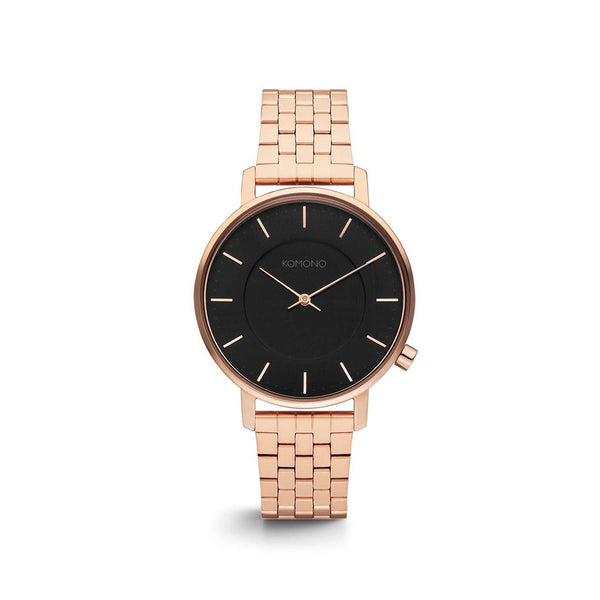 The Harlow Estate Rose Gold Watch