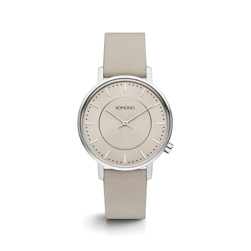 The Harlow White Sand Watch