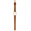 Kate Gold Tan Watch
