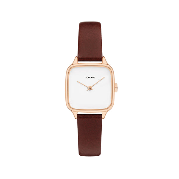 Kate Rose Gold Auburn Watch