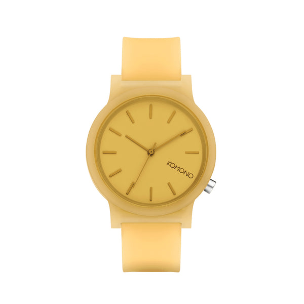 Mono Ochre Watch