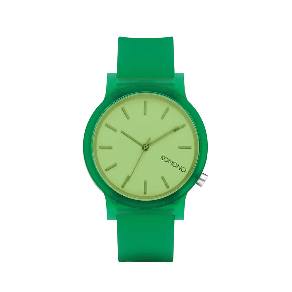 Mono Jungle Green Watch