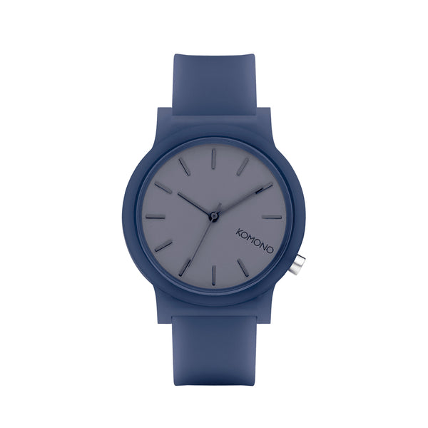 Mono Navy Blue Watch