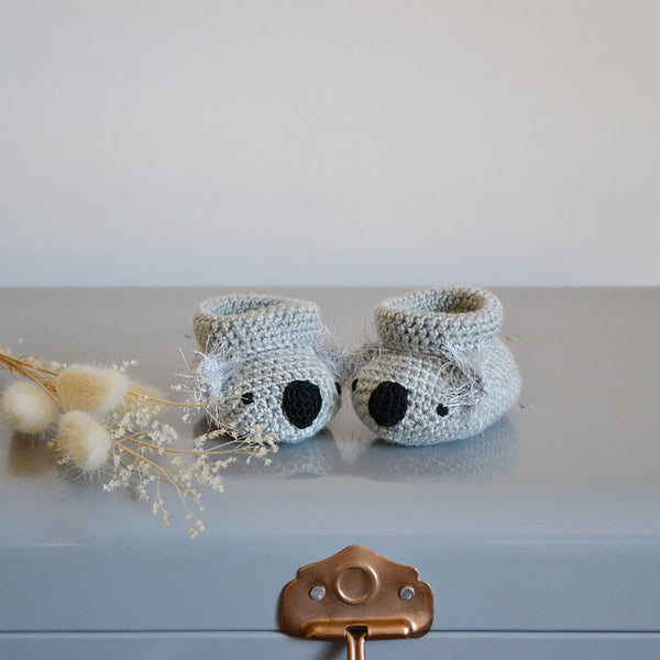 My Little Koala Baby Shoes
