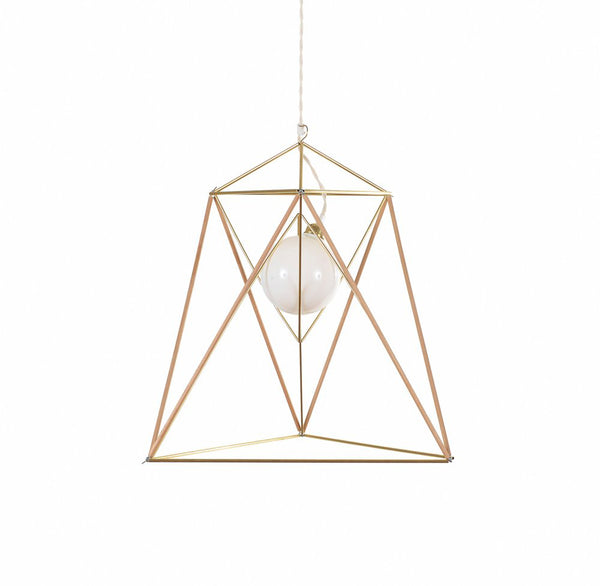 Chestahedron Lamp (CH 01)