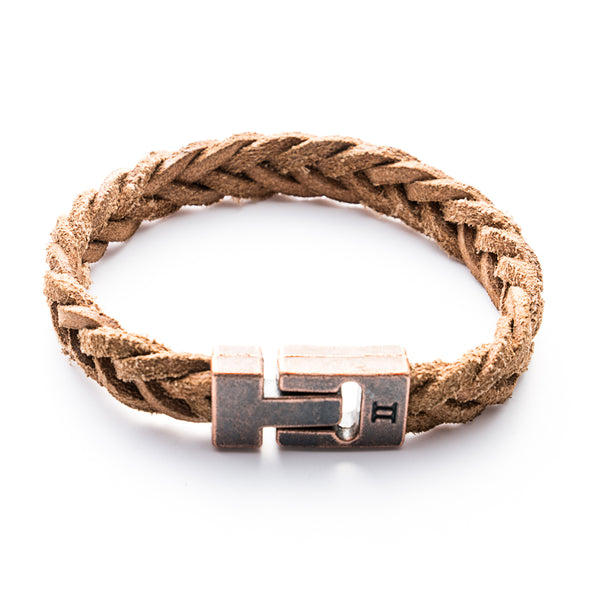 Leather Brown Bracelet