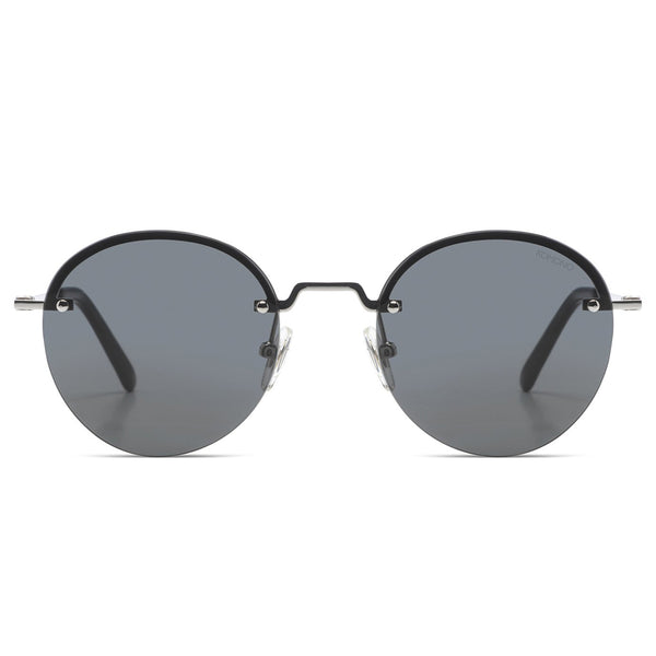 Lenny Silver Smoke Sunglasses
