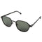 Levi Black Matte Sunglasses