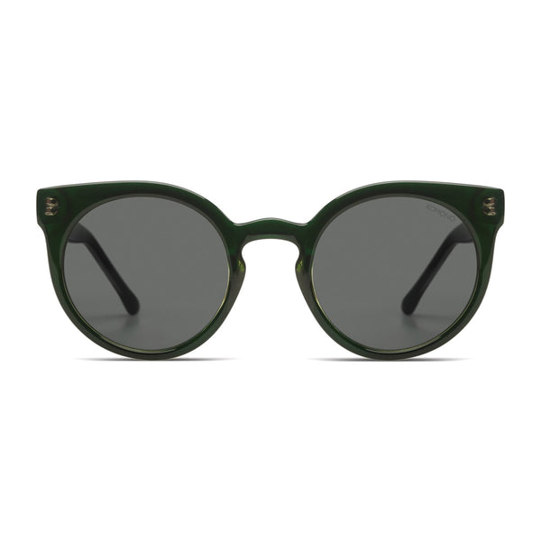 Lulu Emerald Sunglasses