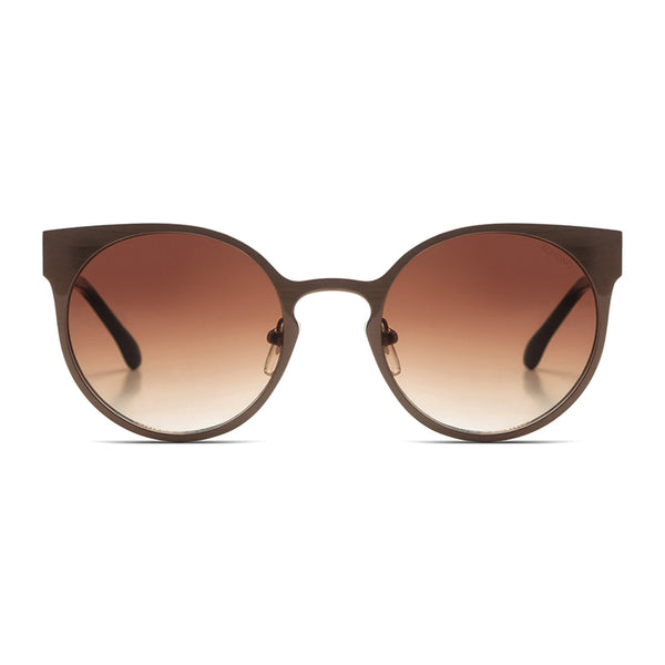 Lulu Metal Pale Copper Sunglasses