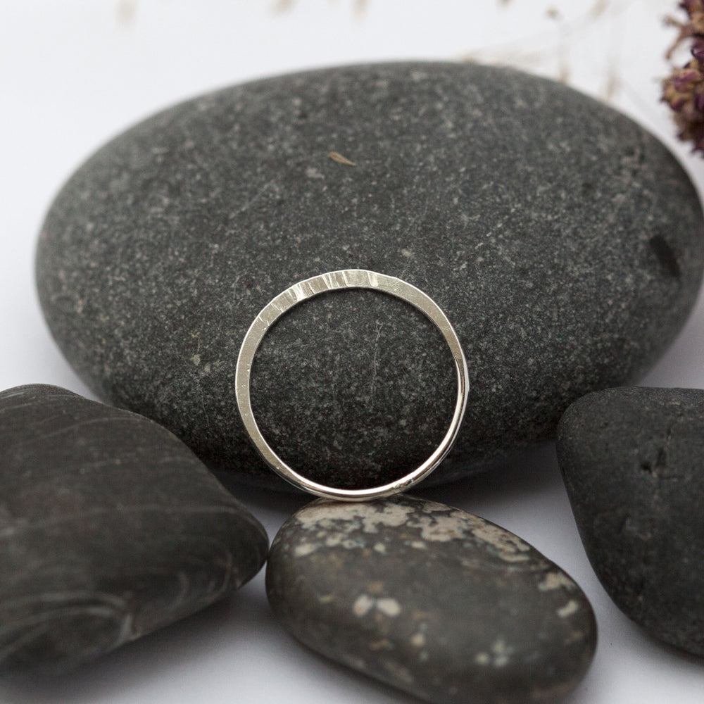 Plated Silver Ring