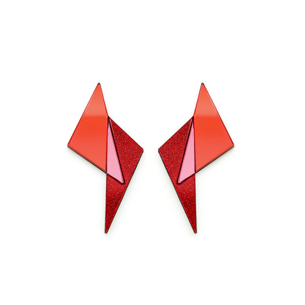 Prism spacial Earrings
