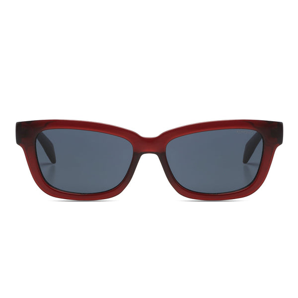 Rocco Burgundy Sunglasses