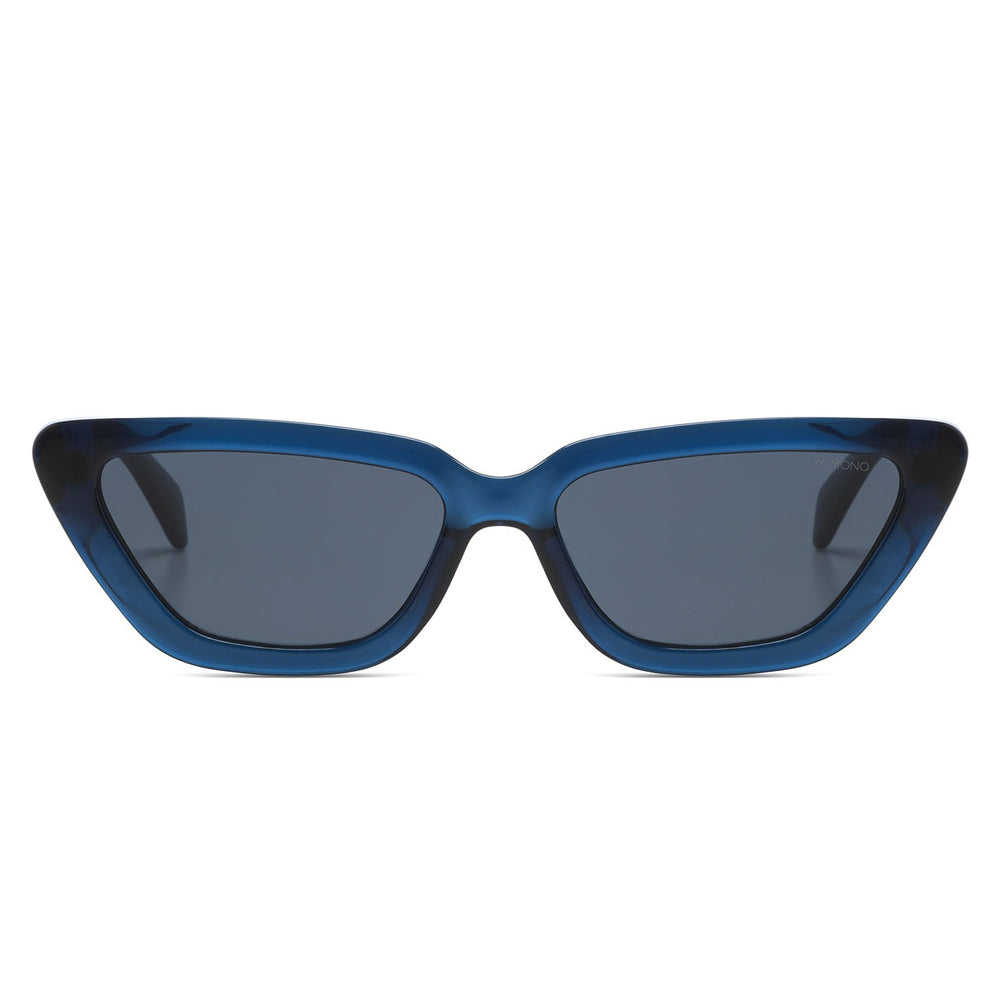Tony Navy Sunglasses