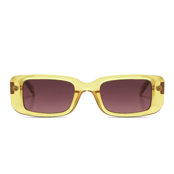 Madox Yellow Sunglasses