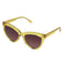 Liz Yellow Sunglasses