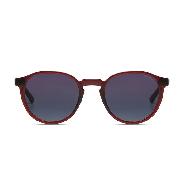 Liam Burgundy Sunglasses