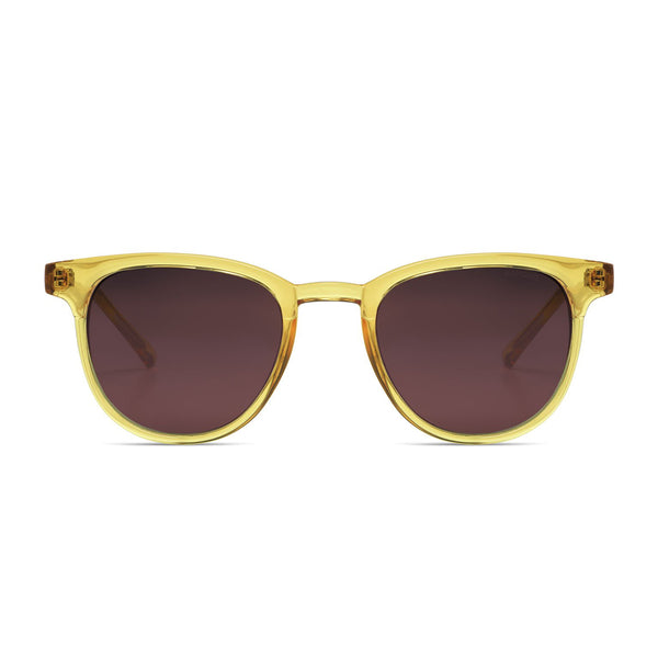 Francis Yellow Sunglasses
