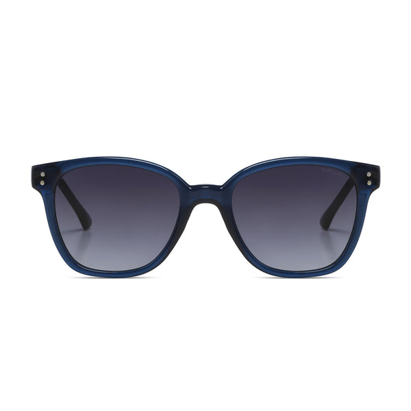 Renee Navy Sunglasses