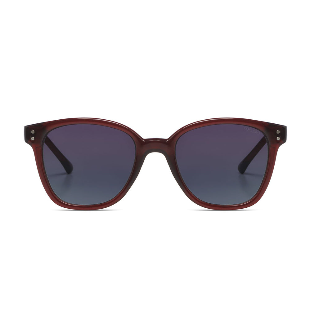 Renee Burgundy Sunglasses