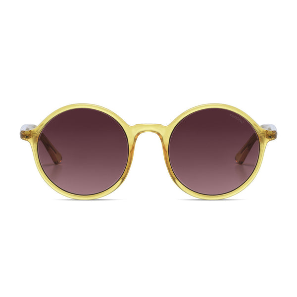 Madison Yellow Sunglasses